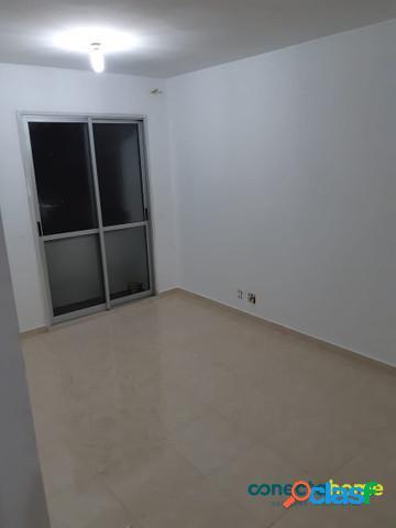 Apartamento de 58 m², 2 dormitórios e 1 vaga na vila moreira