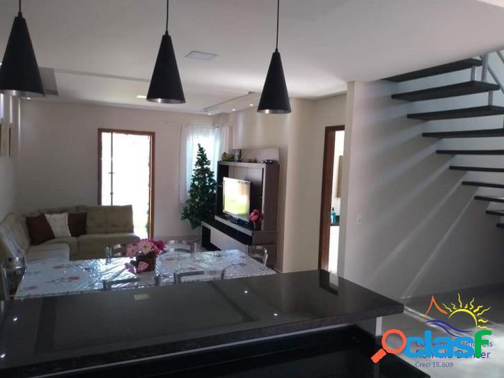 Linda Casa Duplex à Venda 4 Dormitórios Sendo 1 Suíte na Praia do Moçambique em Florianópolis - Santa Catarina - Brasil 2