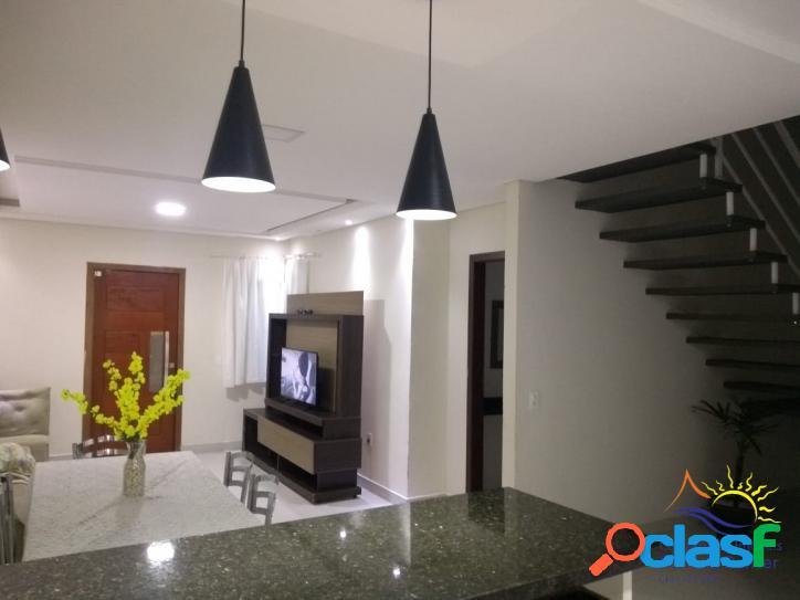 Linda Casa Duplex à Venda 4 Dormitórios Sendo 1 Suíte na Praia do Moçambique em Florianópolis - Santa Catarina - Brasil 3