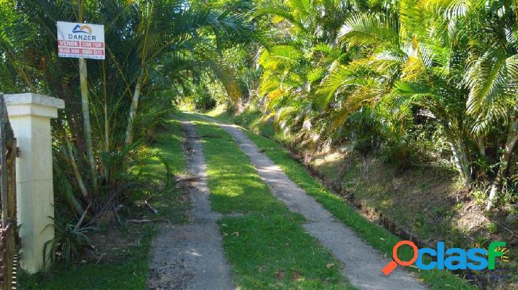Lindo sítio à venda no rio vermelho - praia do moçambique em florianópolis - santa catarina - brasil.