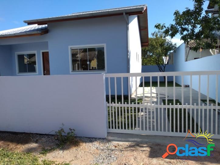 Vende se linda casa com 02 dormitórios no rio vermelho - norte da ilha - florianópolis sc