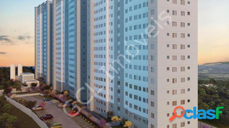 Apartamento com 2 dorms em são paulo - interlagos à venda