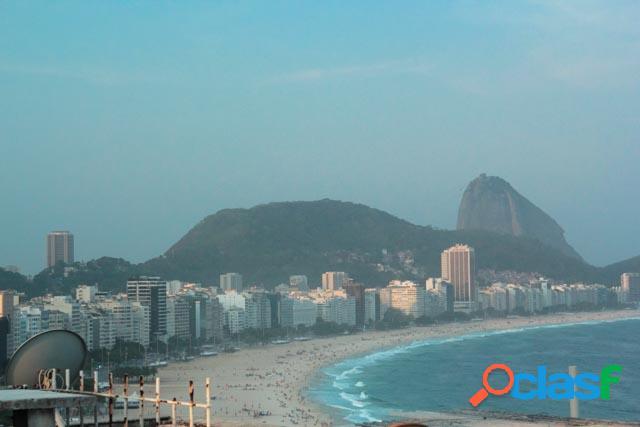 Cobertura duplex - venda - rio de janeiro - rj - copacabana