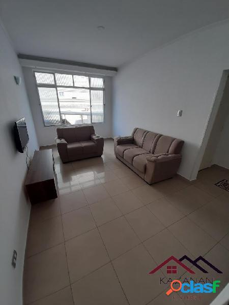 Apartamento 2 dormitórios - boqueirão - santos
