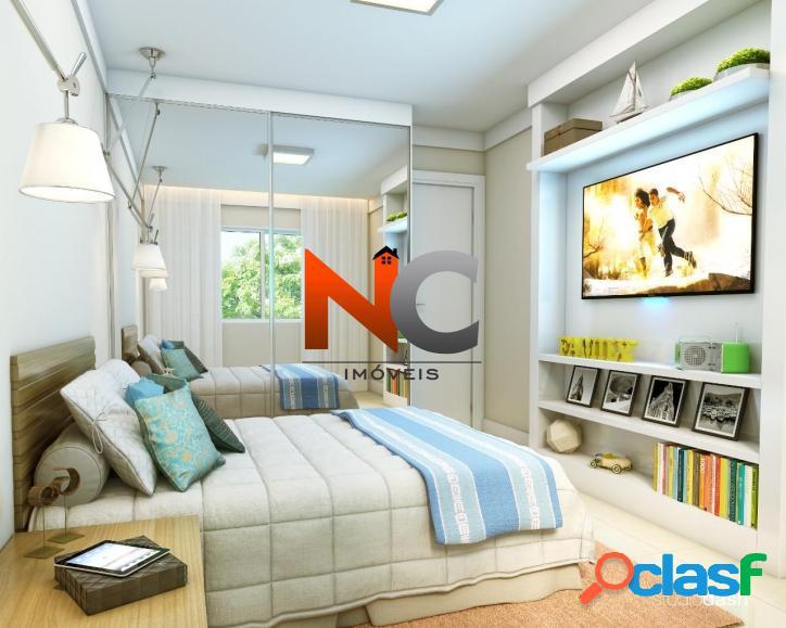 Apartamento 2 dorms, viver residencial - r$ 231 mil cód: 301