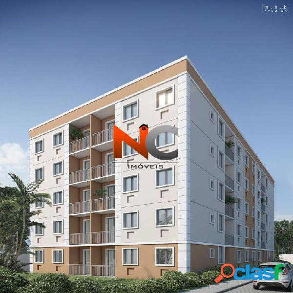 Apartamento 2 dorms, Viver residencial - R$ 231 mil cód: 301 1