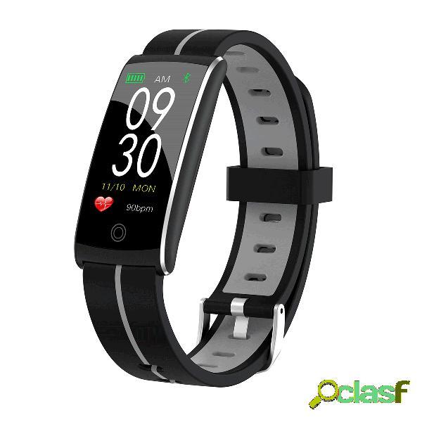 Moda cor coração taxa de pressão arterial monitor de atividade de oxigênio mensagem inteligente ip68 relógio inteligente para homens
