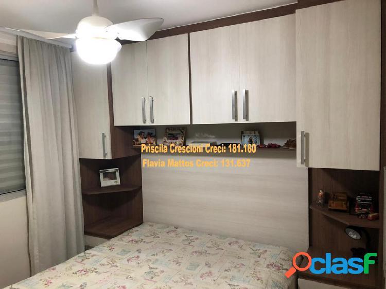 Lindo apartamento - condomínio san gotardo-planejado vila homero thon