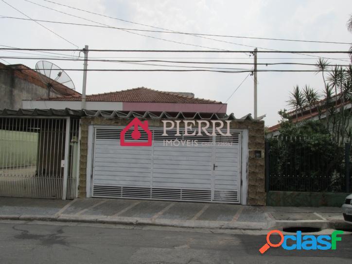 Casa térrea a venda em pirituba 3 dormitórios (1suíte)
