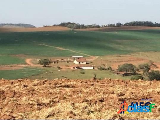 Excelente fazenda na região de piraju