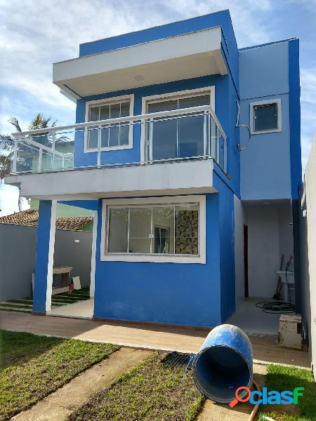 Belíssima casa no mar do norte
