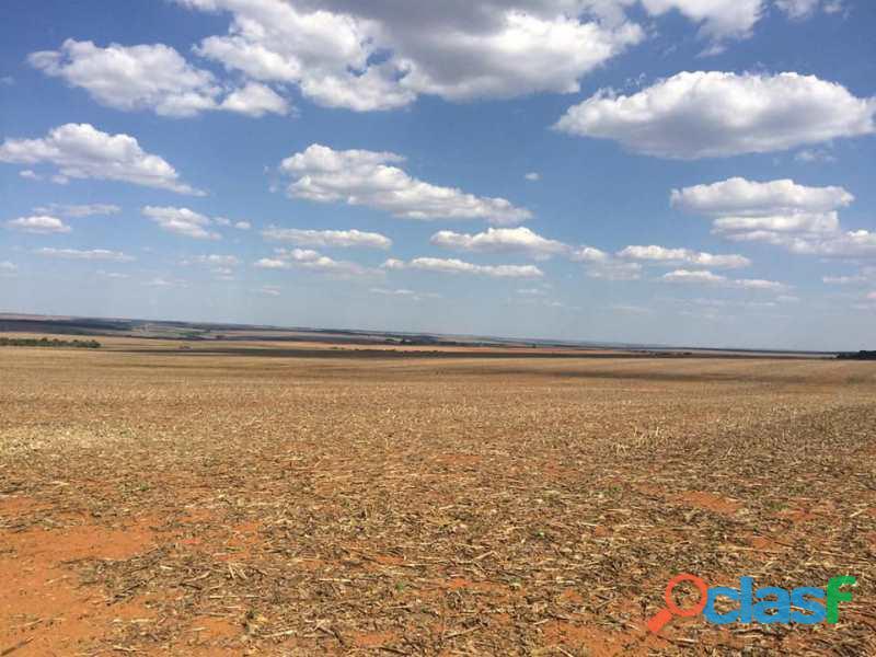 1.550 Alqs Agrícola Plana Água Estuda Condições Sudoeste Goiano