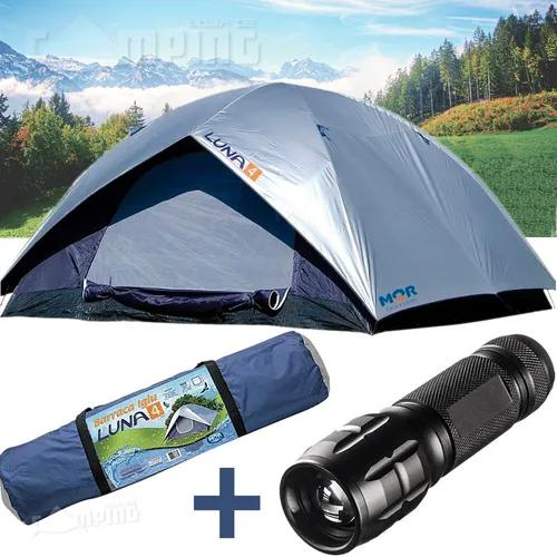 Barraca acampamento 4 pessoas camping impermeável +