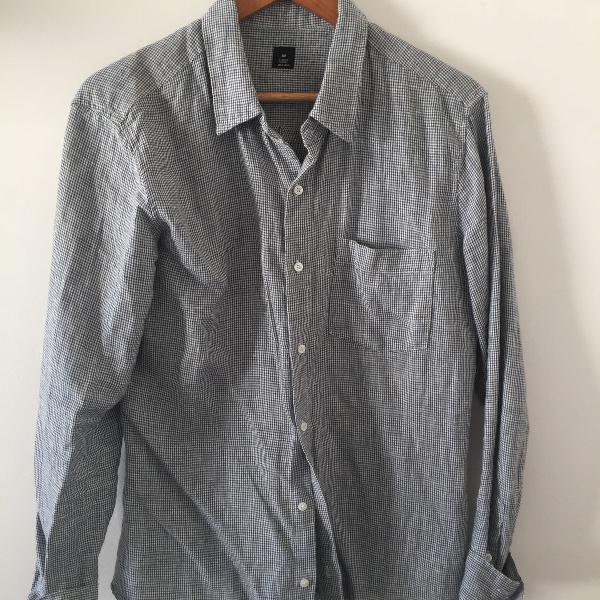Camisa de linho osklen