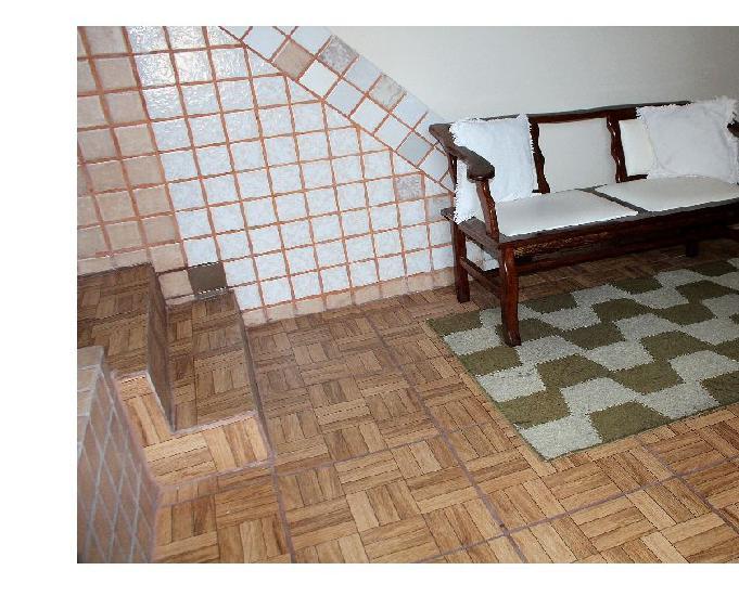 Casa terreo mobiliada