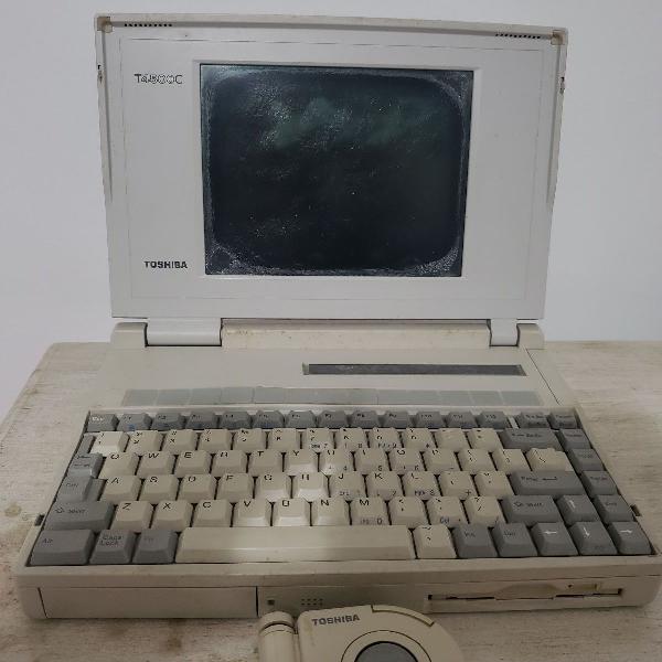 Computador notebook toshiba t4500c