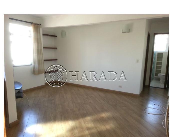 Ha27-excelente apto 40 m2,1 dm a 2 quadras metrô pç