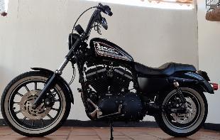 Harley davidson 883 2009 bem conservada 34milkm
