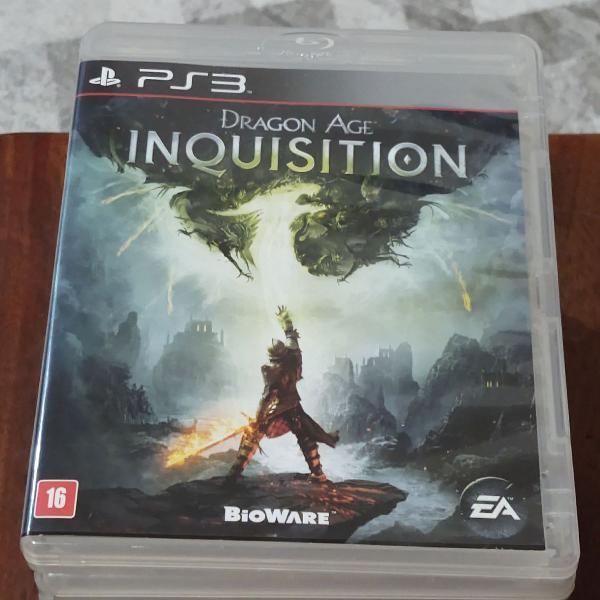 Jogo dragon age inquisition ps3