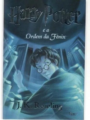 Livro harry potter e a ord