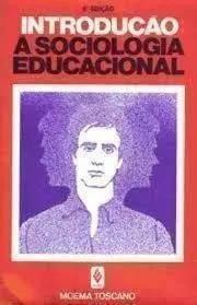 Livro introdução é sociologia educac mo