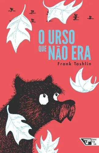 Livro: o urso que não era - frank tsahlin