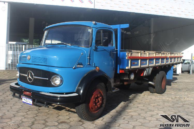 Mb1113 mercedes benz - 74/74