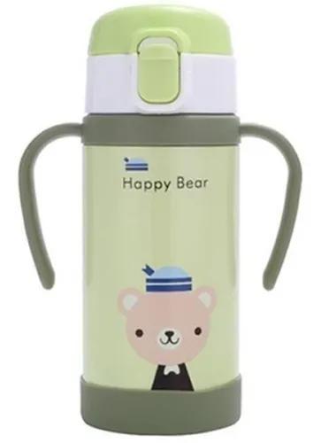 Mini garrafa térmica 350ml infantil - pronta entrega!! -