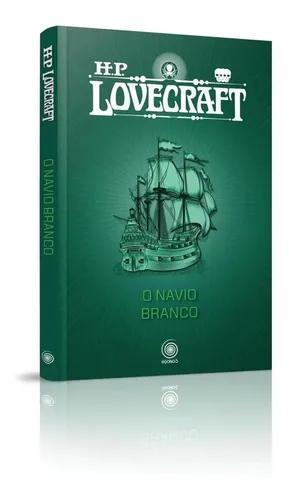O navio branco (novo) livro físico