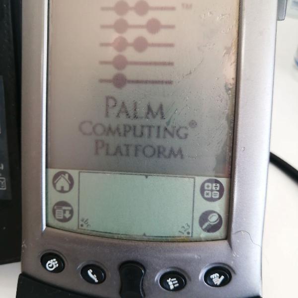 Palm v vintage handheld