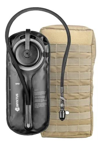 Porta camelback modular térmico + refil invictus viper
