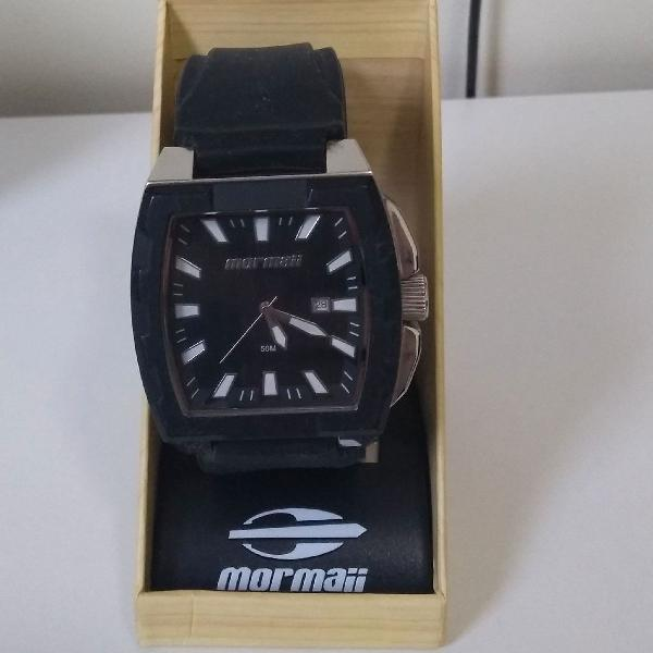 Relógio masculino mormaii