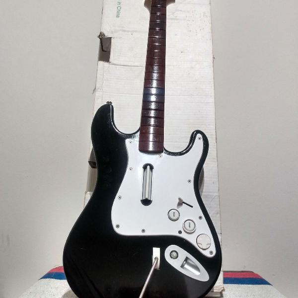 Relíquia - guitarra fender stratocaster wireless xbox360