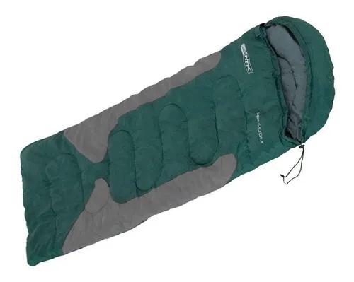 Saco térmico de dormir freedom verde -1,5ºc/-3,5ºc