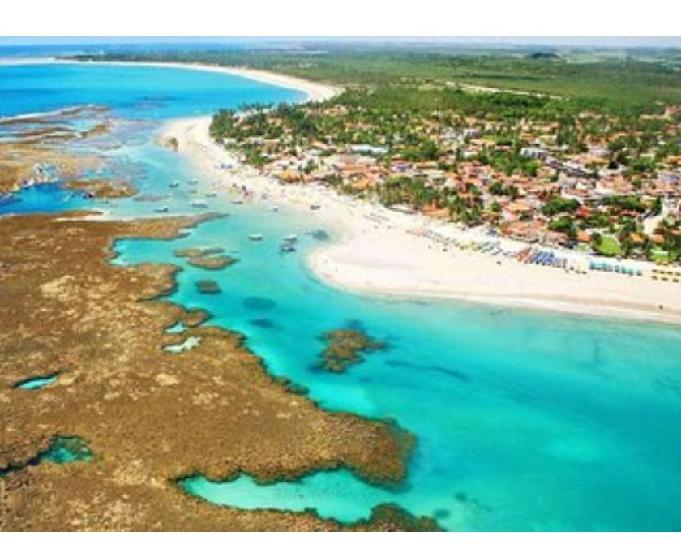 Terreno em maragogi perto da praia - na costa dos corais.