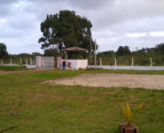 Vendo terreno em aldeia km 5.5