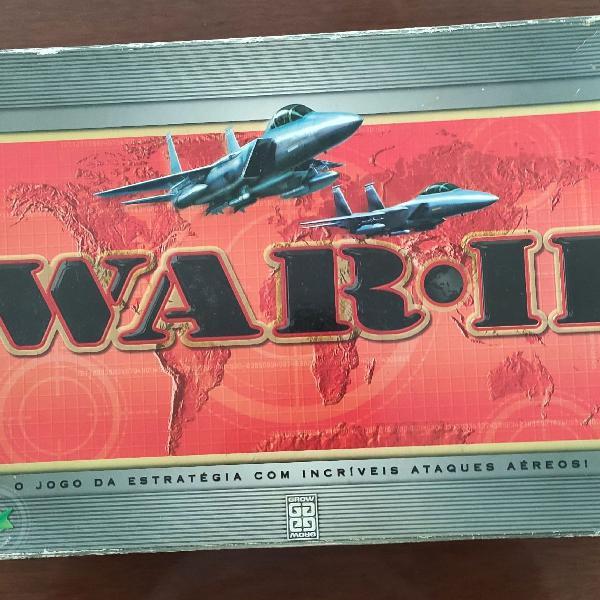 War 2 - ataques aéreos