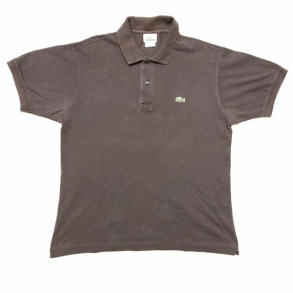 Camisa polo lacoste - m
