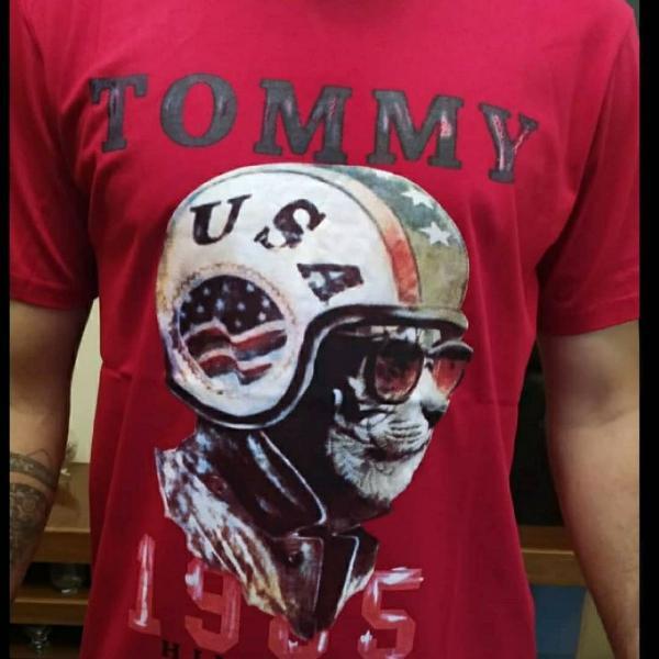 Camiseta da tommy