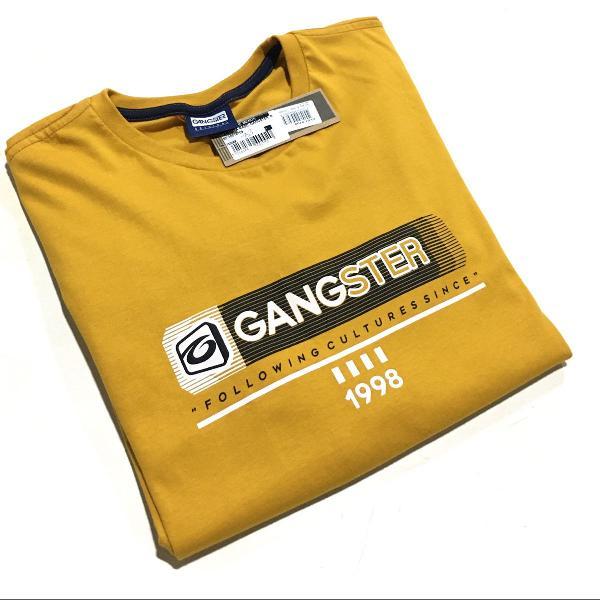 Camiseta masculina gangster
