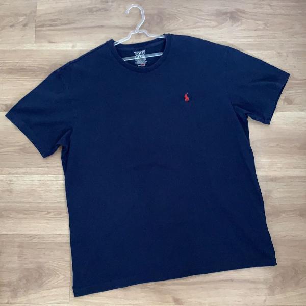 Camiseta masculino polo ralph lauren