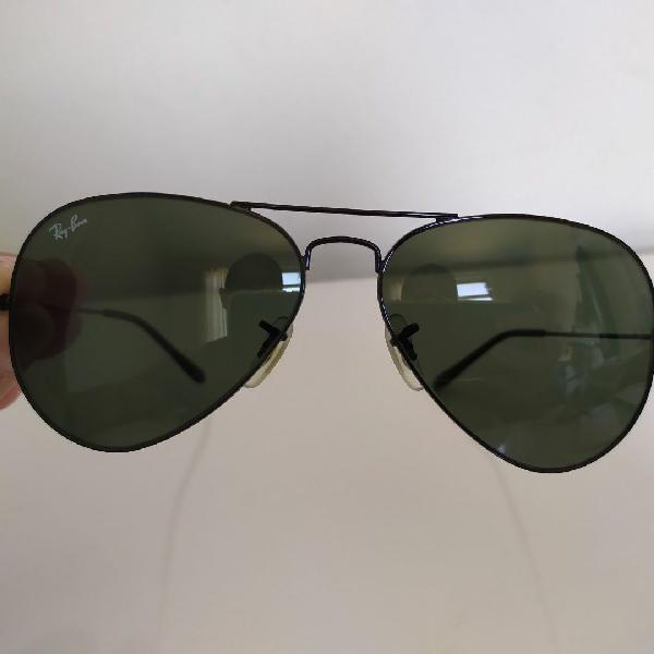 Culos de sol rayban aviator rb 3025l original
