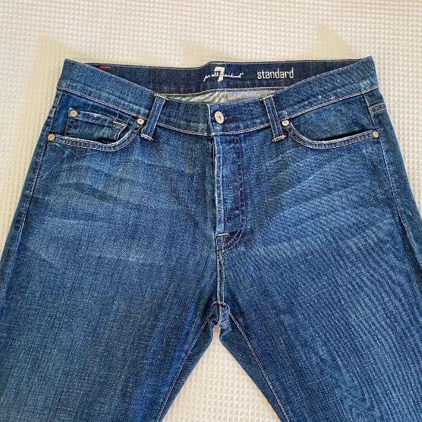 Jeans 7 for all mankind masculino