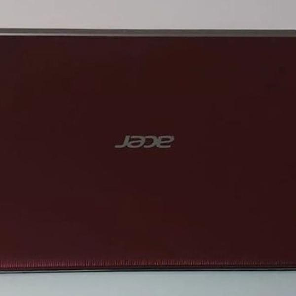 Notebook acer a515 + ssd 120gb + 2gb amd