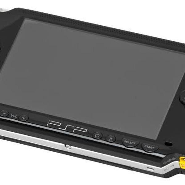 Playstation portátil sony - psp 3001