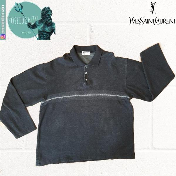 Raro pullover yves saint laurent - cgc- size gg
