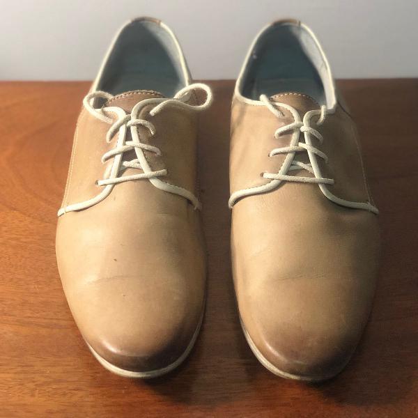 Sapato casual off white
