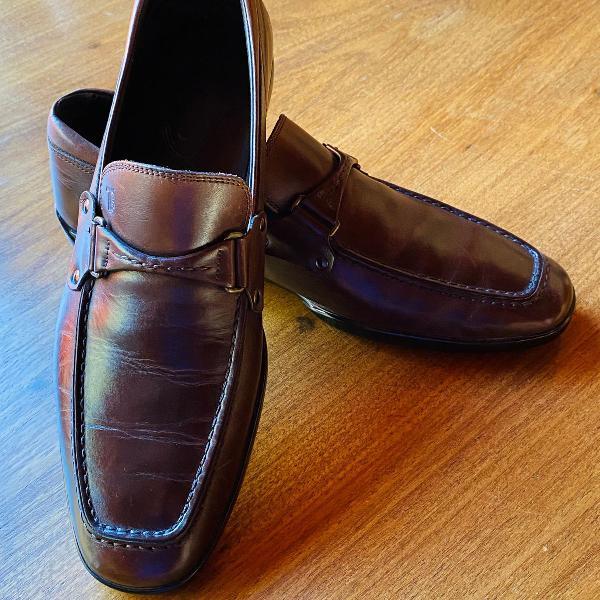 Sapato tod's masculino