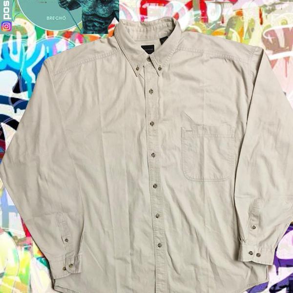 Structure long sleeve shirt - size xl