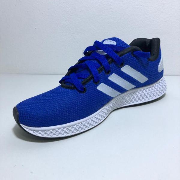 Tênis adidas 3d lite azul e branco masculino